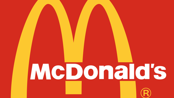 The McDonalds logo